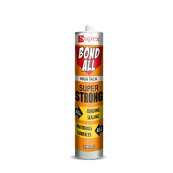 Supex Bond All High Tack MS Adhesive