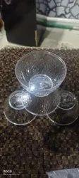 Diamond  Plastic Fruit Bowl
