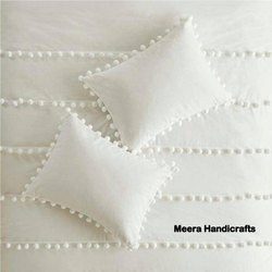 Cotton Handloom Cushion Cover