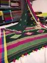 Khadi Cotton Weaving Sarees