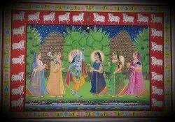 Pichwai painting