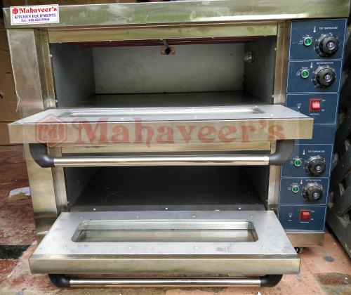 Steel Large Electric Baking Oven, For Industrial/Commercial