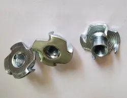 Steel T Nut, Size: M6 & M8