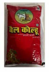 Bail Kolhu Kachi Ghani Oil, Packaging Size: 1 litre