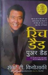 Self Help Rich Dad Poor Dad Hindi