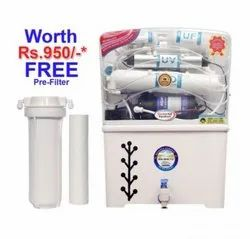 Its main body colour AQUA GRAND PLUS WATER PURIFIER, For Home, Capacity: 6 to 12
