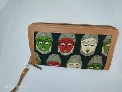 Cotton Printed Ikkat Bags