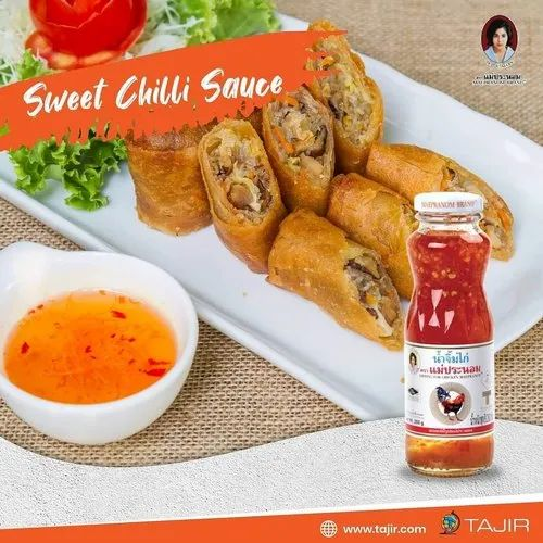 Mae Pranom Sweet Chilli Sauce Packaging Size 980g Rs 224 Piece Id 22900380148