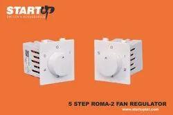 5 Step Roma Modular Fan  Control Regulator