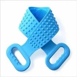 Silicone Double Sided Back Scrubber