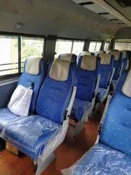 25 Seater Tempo Traveller Rental