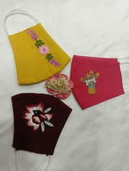 Embroidery Mask