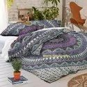 Screen Printed Quilts Duvet Cover
