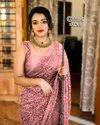 Designer siqvans Saree