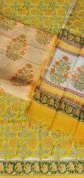 Vinayakam Exports Chanderi Duppata Set