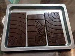 Dark Brown Epf Hand Made Dry Fruits Chocolate (70 Gram)