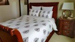 Hand Block Printed Cotton Jaipuri Razai