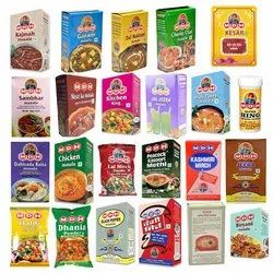 Mdh Spices, Packaging Size: 100 g, Packaging Type: Packets