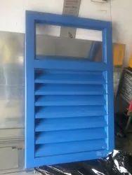 Mild Steel Ventilation Louvers