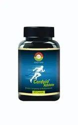 Boost Energy Cordyio Athlete Capsules, Non prescription, Treatment: Energy Boost