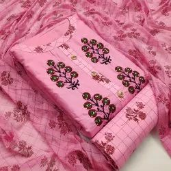 Cotton Embroidered Cloth