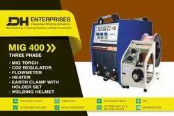 DH MIG-400 MIG Welding Machine, 60-400A