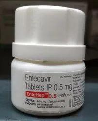 Entehep 05mg Tablets