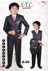 Dry Clean Kids Fancy Blazers Suit