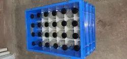Plastic Crates for milk bottles