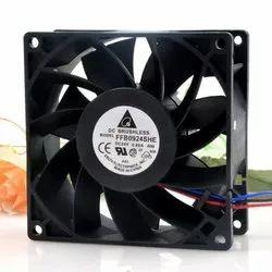 Delta Cooling Fan FFB0924SHE 24V 0.60A, FFB0924EHE 24V 0.75A -6P04