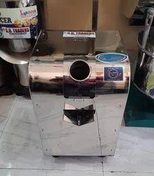 Semi-Automatic Sugarcane Premium Juice Machine