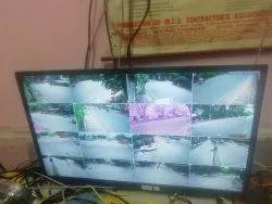 Cctv Camera Amc Services