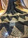Silk Linen Cutwork Sarees