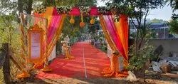 1 Day Farmhouse Wedding, Telangana