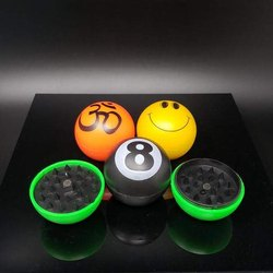 Plastic Ball Grinder With Printing