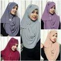 Hijab Embroidery