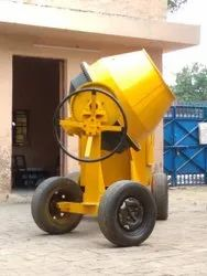 Mini Mobile Concrete Mixer