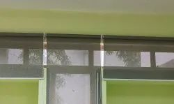 Rolite Polyester Window Roller Blinds Screen Type