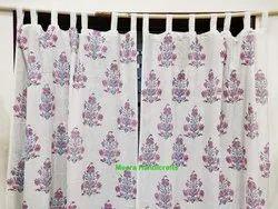 Jaipuri Printed Cotton Curtains