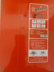 White SPB A4 Paper 75 GSM, Packaging Size: 500 Sheets per pack