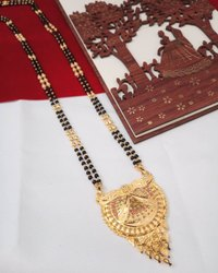1 Gram Gold Forming Mangalsutra