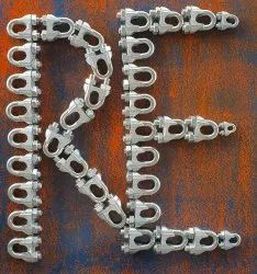 GI Wire Rope Clamps