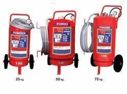 Dcp Fire Extinguisher 25 kg 50 kg 75 kg