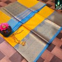 Kora Muslin Soft Silk Saree