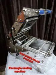 SBBP Rectangle Tray Sealing Machine