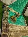 Organza Banarasi Silk Sarees