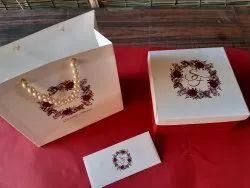 Bridal Bag & Boxes & Covers