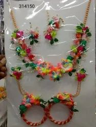 Artificial Flower Jewellery, Party
