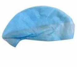 Non-Woven Disposable Surgeon Head Cap, For Hospital