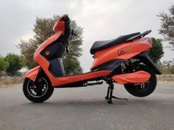 (12k Subsidy) Orange BattRE LOEV Battery Operated Scooter